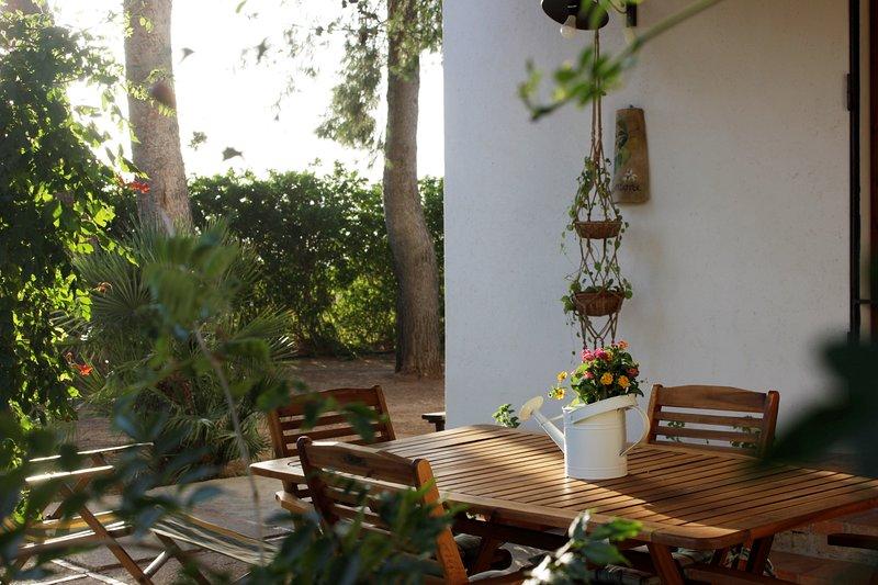 Il Plumbago Bianco, holiday rental in Marinella di Selinunte
