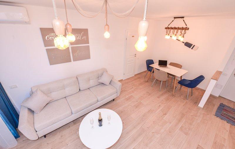 Marina Apartamento - jardines de Cismigiu - sala de estar