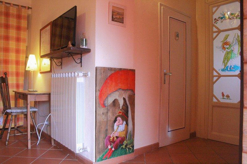 B&B - Casa Vacanze near Florence    Rifugio delle fate, vacation rental in Ciliegi