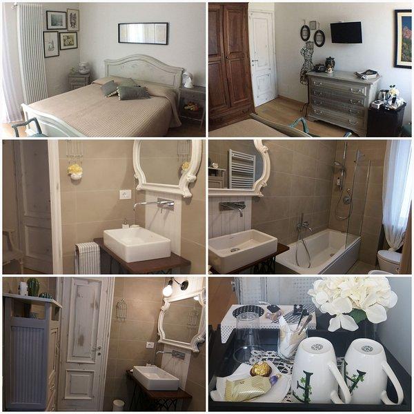 Host Ago&Filo - stanza con bagno privato per locazione turistica, alquiler vacacional en Roburent