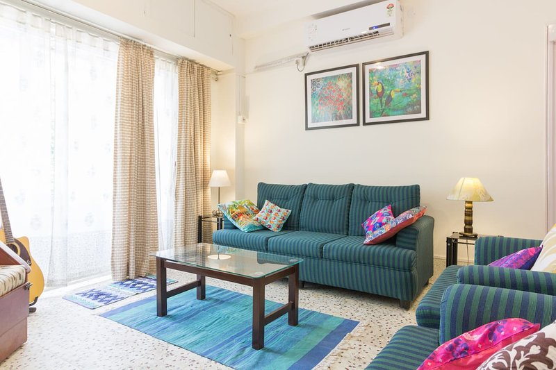 The Jodhpur Park Apartment, holiday rental in Kolkata (Calcutta)