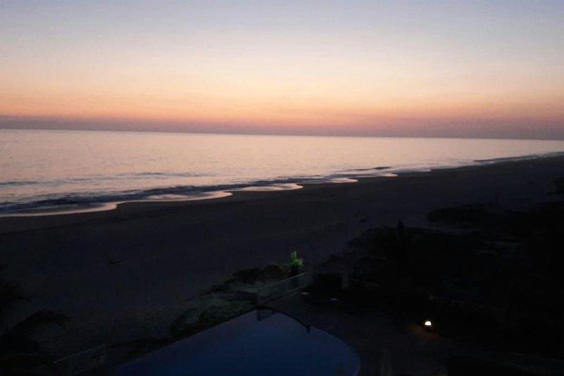 Pie de la Cuesta   (Ocean View / in the Beach), holiday rental in Colonia Luces en el Mar
