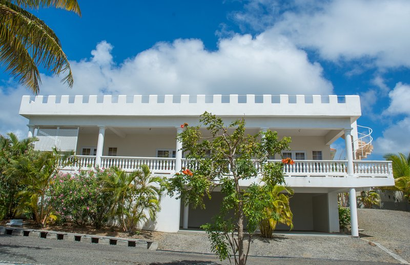 Castles in Paradise Villa 4, holiday rental in Vieux Fort