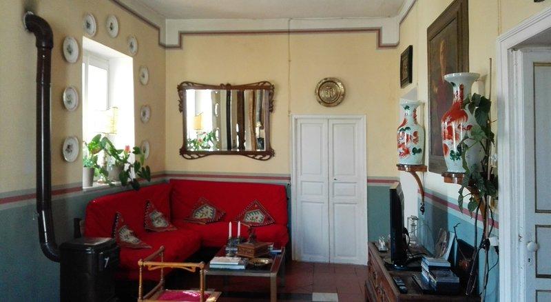 Casa Di Chiara: a noble home in the heart of Sicily, holiday rental in Bompietro