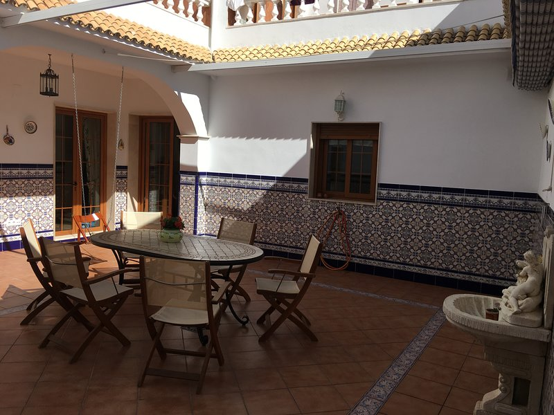 La Talenta, holiday rental in Baena
