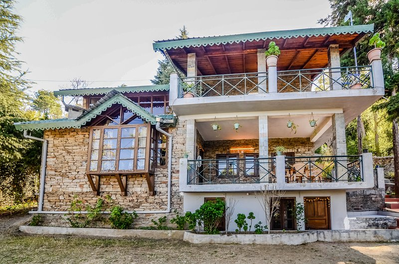 Hostie Raga - a blissful mountain retreat, Majkhali, Ranikhet, vacation rental in Almora District