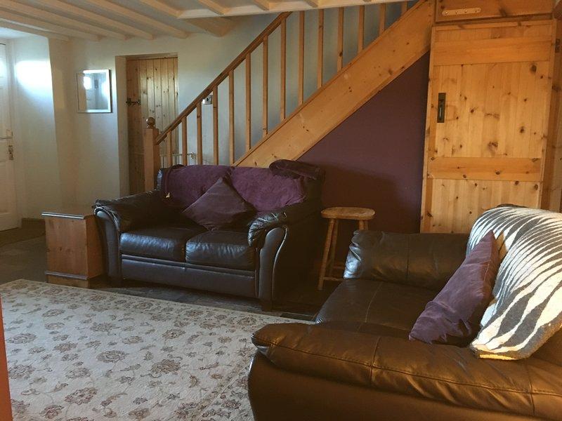 Hall/sitting room