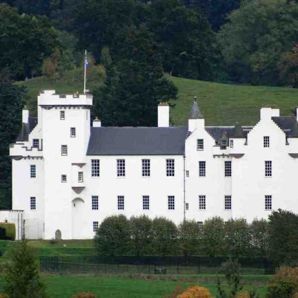 Blair Castle is much loved tourist destination