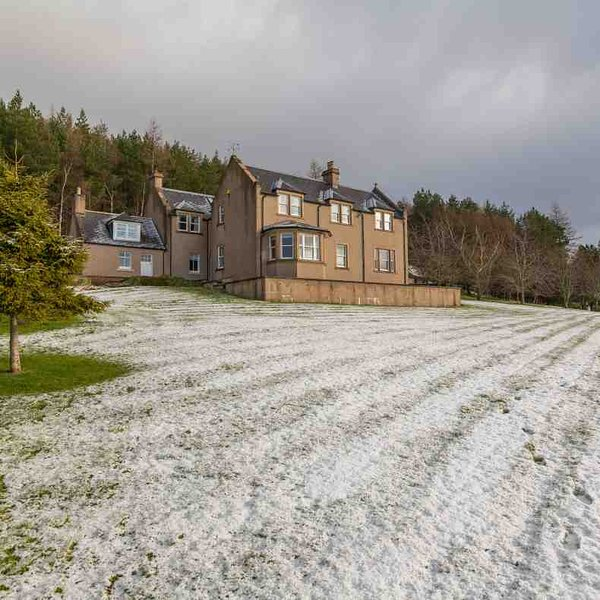 Tucked away in Speyside this is the perfect retreat!