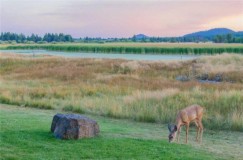Sunriver Ferienhaus-6 Duck Pond-Sunriver Ferienhaus-6 Duck Pond-Sunriver Ferienhaus-6 Duck Pond-Außenansicht Back_9
