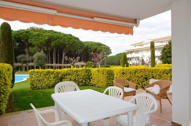 GREEN MAR D 104, vacation rental in Playa de Pals