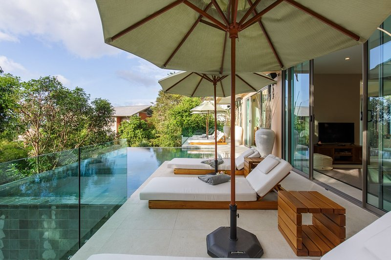 Aspire Villa at Aspire Villas, Koh Phangan, holiday rental in Ko Pha Ngan