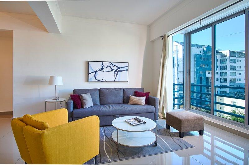 *Cozy Modern 1 BR -Downtown Sto Dgo, vacation rental in Santo Domingo
