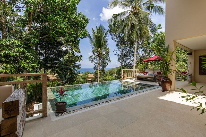 Karma Villa at Aspire Villas, Ko Pha Ngan, holiday rental in Ko Pha Ngan