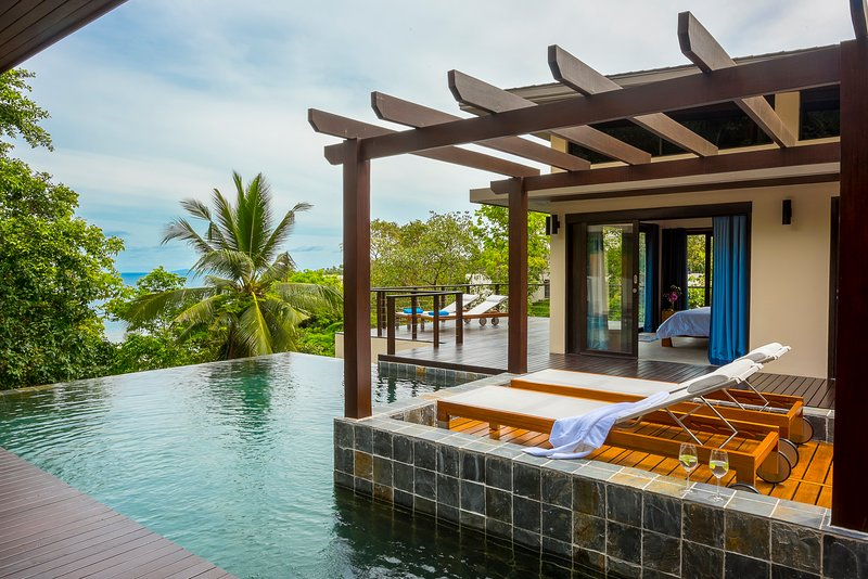 Zen Villa at Aspire Villas, Ko Pha Ngan, holiday rental in Ko Pha Ngan