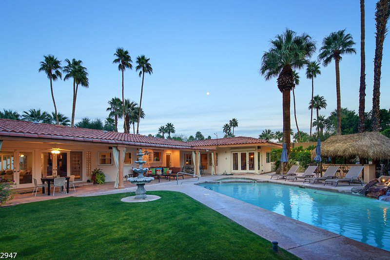 Maison du Soleil, holiday rental in Palm Springs