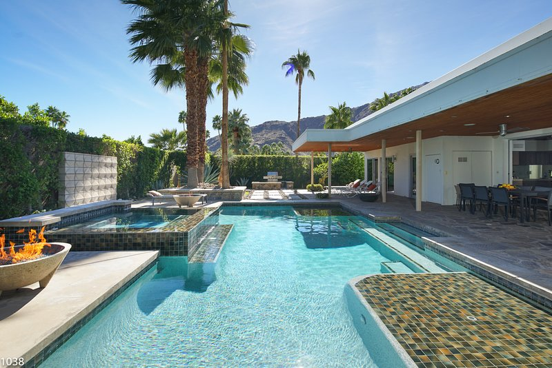 Martini Rose, holiday rental in Palm Springs