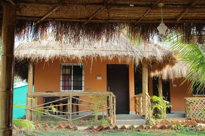Sangam Homestay Deluxed Room 3, vacation rental in Dandeli