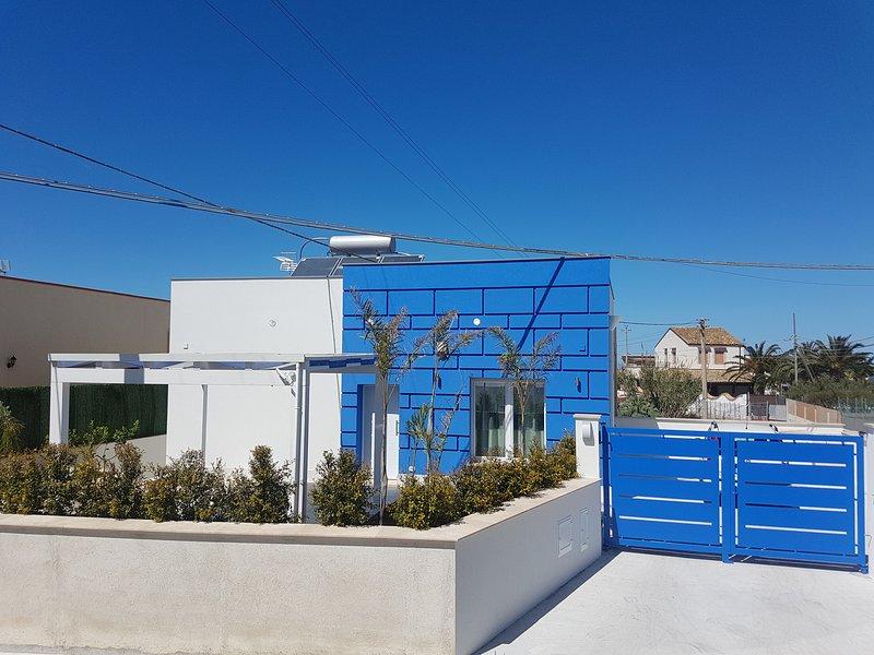 Villetta Azzurra, vacation rental in Alcamo Marina