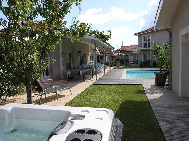 Villa marie suzon chambres d 39 hotes bassin d 39 arcachon - Chambre d hote bassin d arcachon ...