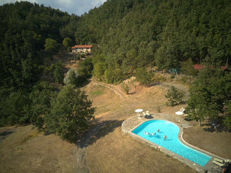 La Stalla - Newly rebuilted stables as a nice home, holiday rental in San Marcello Pistoiese