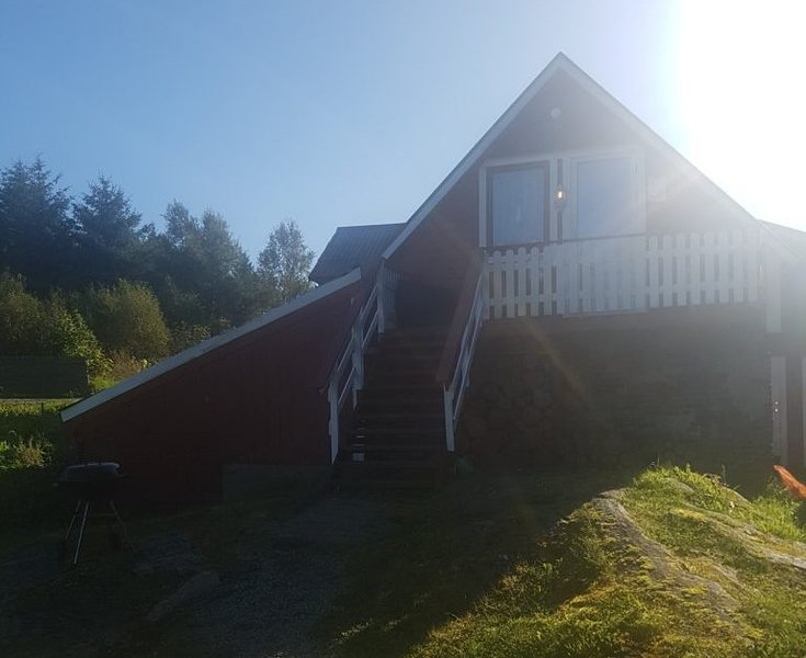 The Barn, holiday rental in Fjaler Municipality