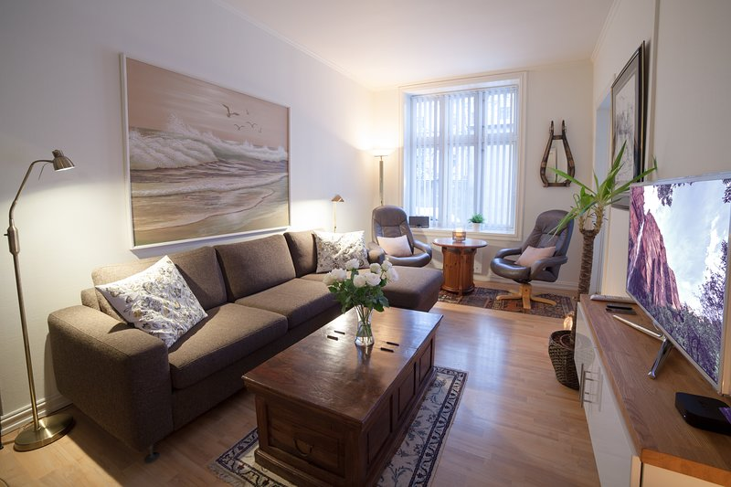 Vika I - quiet, cozy & fully equiped  - 5 min to downtown, alquiler vacacional en Oslo