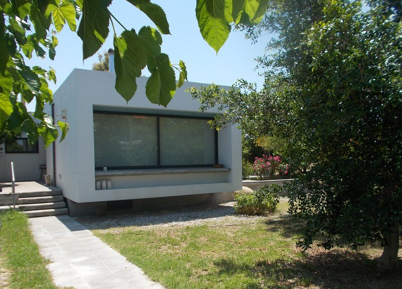 The lemon orchard house, holiday rental in Galatas