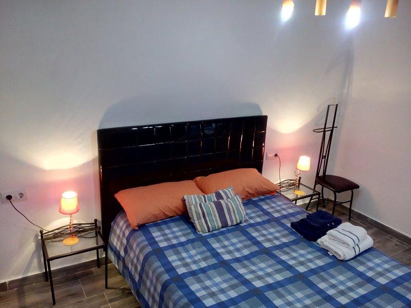 Estancia en Quatre Carreres, Ruzafa, holiday rental in Valencia