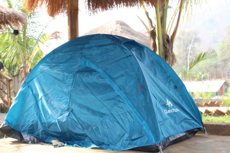 Sangam Homestay (6 seat Tent ) #1, vacation rental in Dandeli