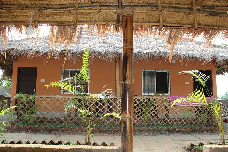 Sangam Homestay Deluxed Room 1, vacation rental in Dandeli