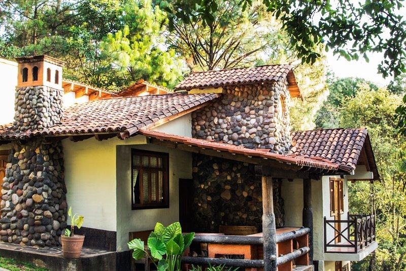 Cabin La Rosa Mazamitla