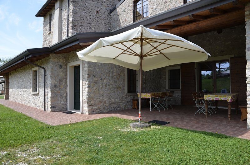 I BARBASSE: APPARTAMENTO LA CANTINA, holiday rental in Cavriana