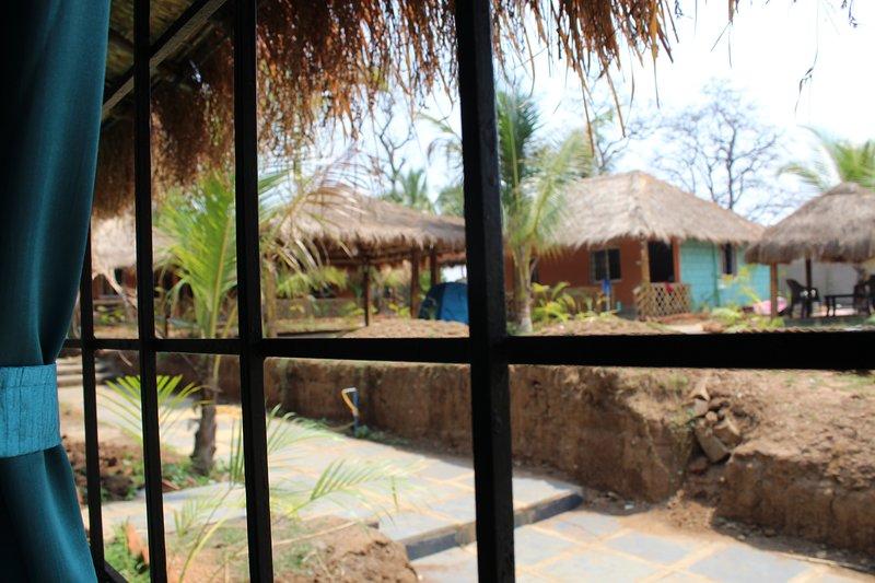 Sangam Homestay (2 seat Tent ) # 3, vacation rental in Dandeli