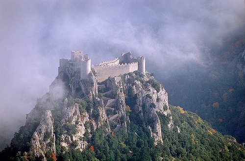 The Cathar Castles