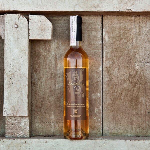 "Moscato di liqueur Pantelleria ""ANEMOS"""