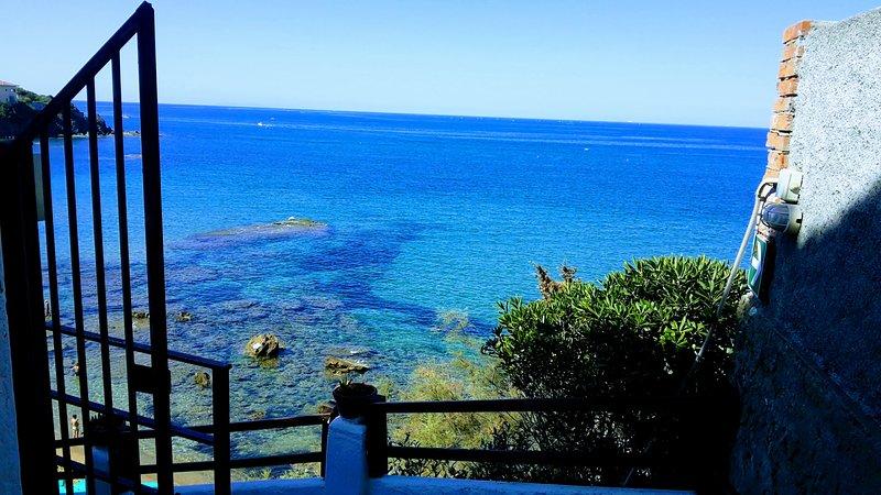 Casa vacanze seaside Castiglioncello, vacation rental in Castiglioncello