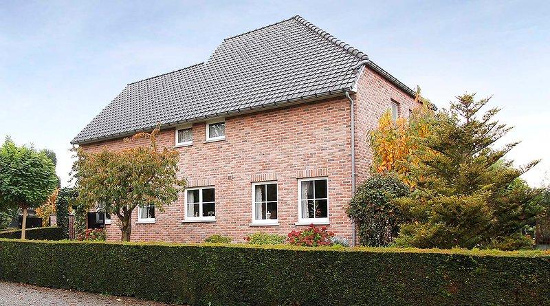 Vakantiewoning De Libelle in Maasmechelen, casa vacanza a Limburg
