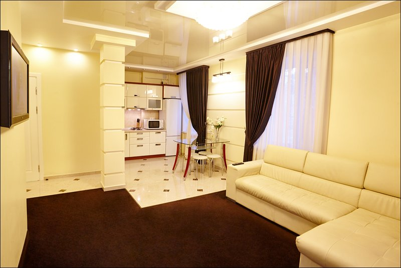 The Very Center Pushkin Street, holiday rental in Chisinau District
