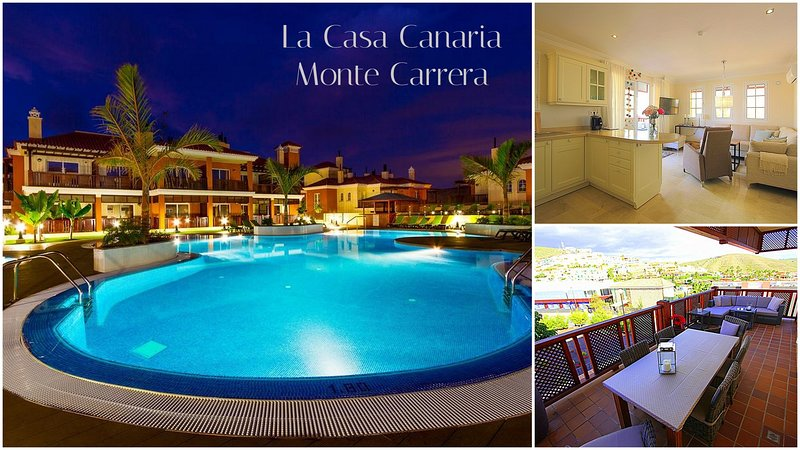 La Casa Canaria - Monte Carrera, holiday rental in Arguineguin