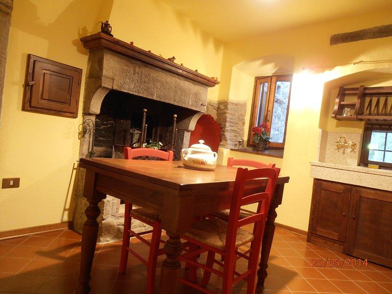 CasaGiorgio, vacation rental in Talla