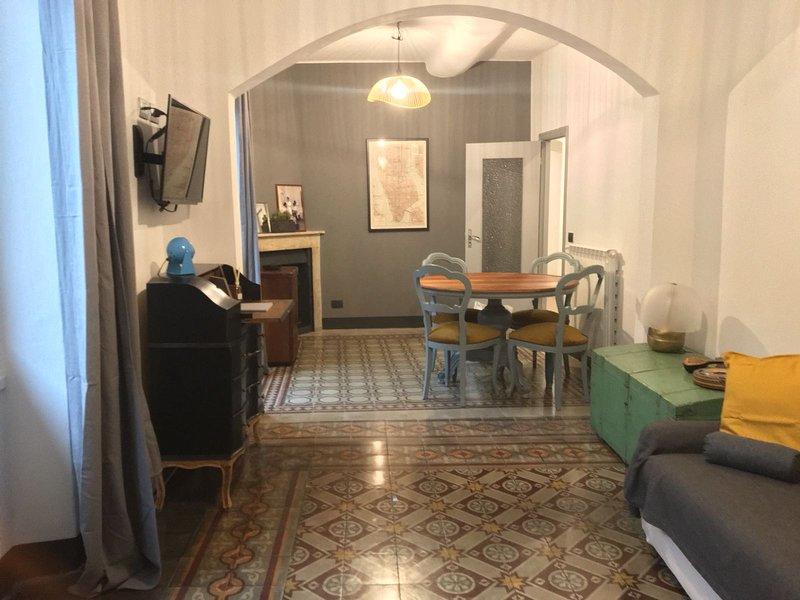 Apartment Casa Lina, Chiavari between Portofino and Cinque Terre 010015-LT-0200, Ferienwohnung in Chiavari
