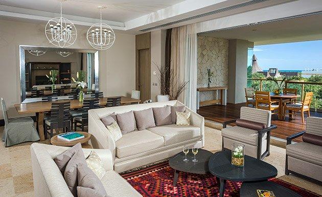 Grand Luxxe 3 BDRM Spa Suite at Vidanta Riviera Maya, holiday rental in El Hijo Prodigo