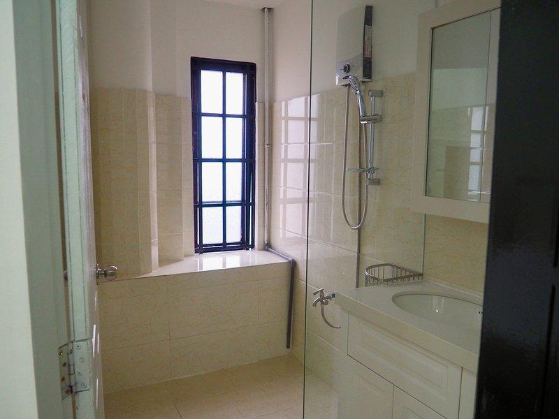 Cuarto de baño de la habitación # 21