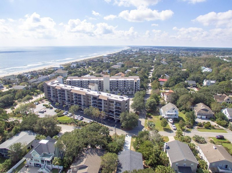 North Litchfield Beach Aerial View South