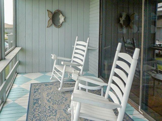 Living Porche Chambre