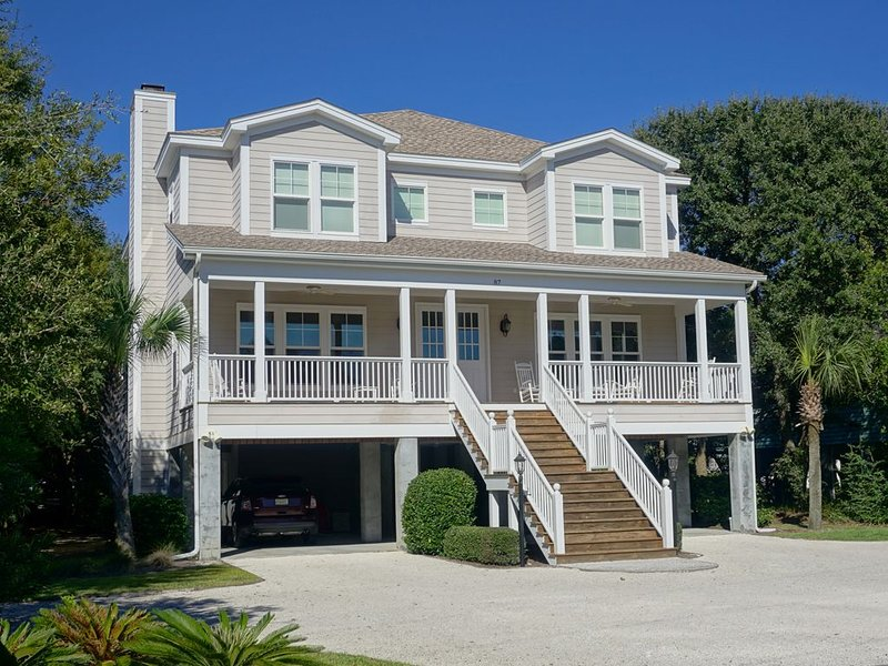 Summertime Retreat - Pool, alquiler de vacaciones en Pawleys Island