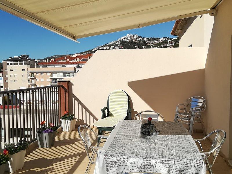 Apartamento duplex en residencial Costa Peñiscola, vacation rental in Peniscola