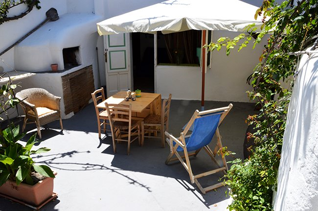 Casa Verde, holiday rental in Ginostra