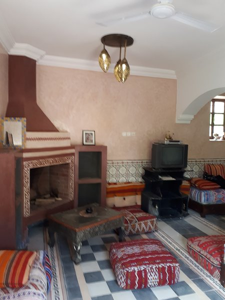 Riad Aicha (1), holiday rental in Aghmat